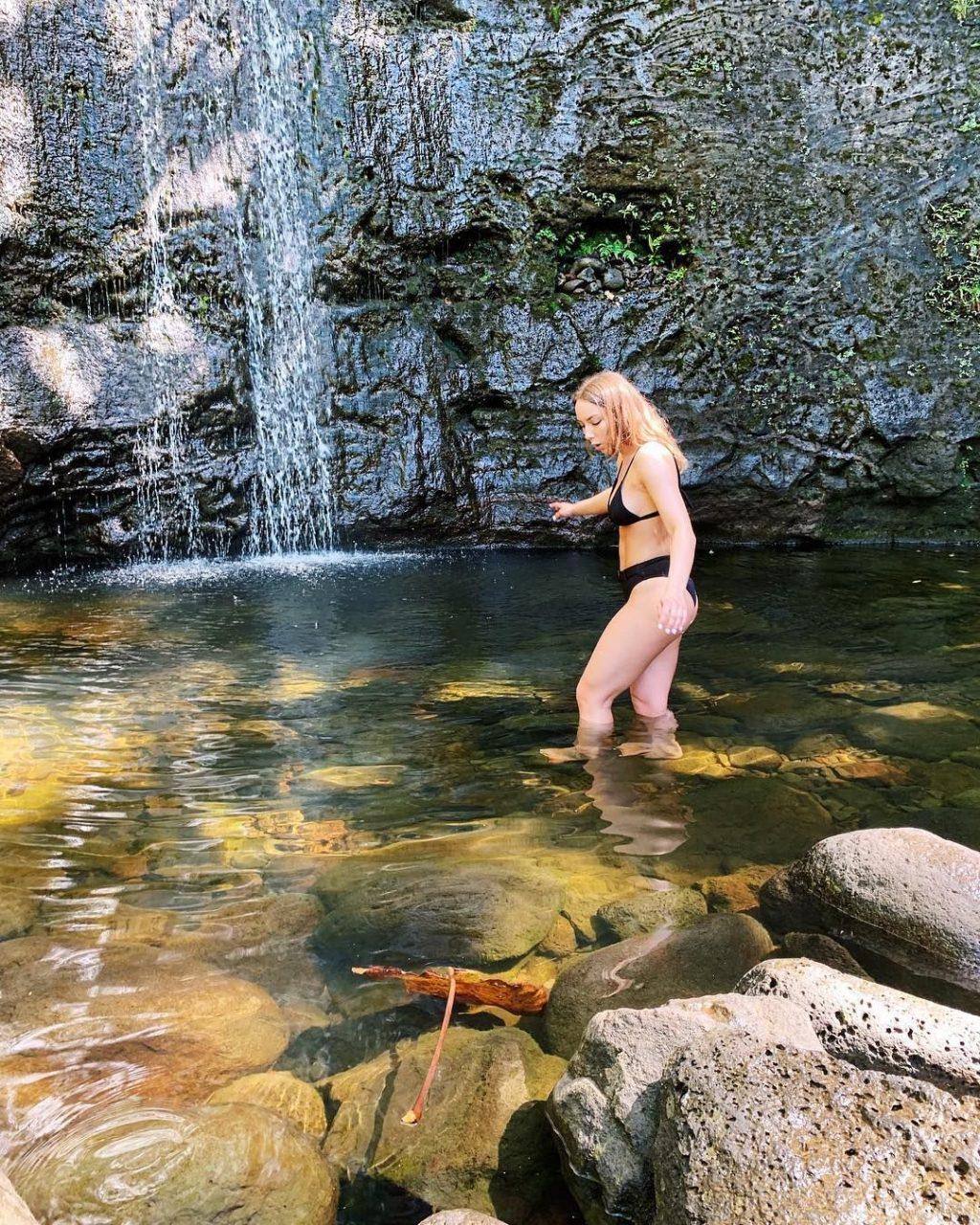 Hailie Scott Bikini