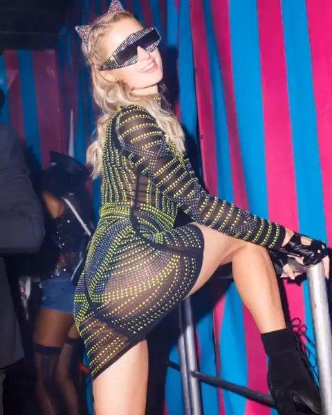 Paris Hilton See-Through