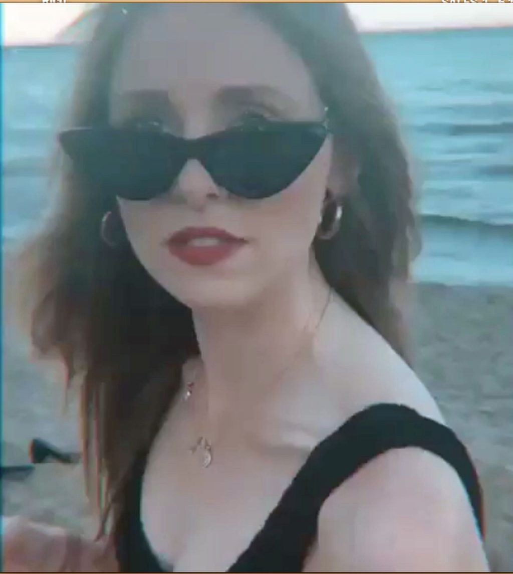 Diana Vickers Bikini