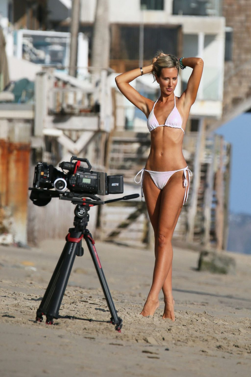 Lady Victoria Hervey Bikini