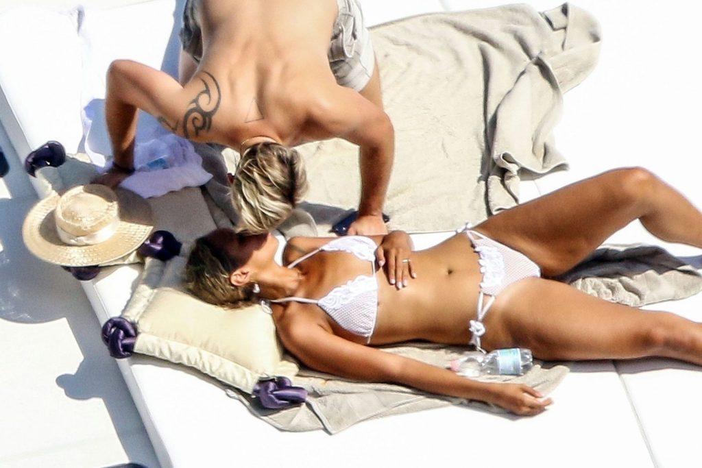 Leona Lewis Bikini