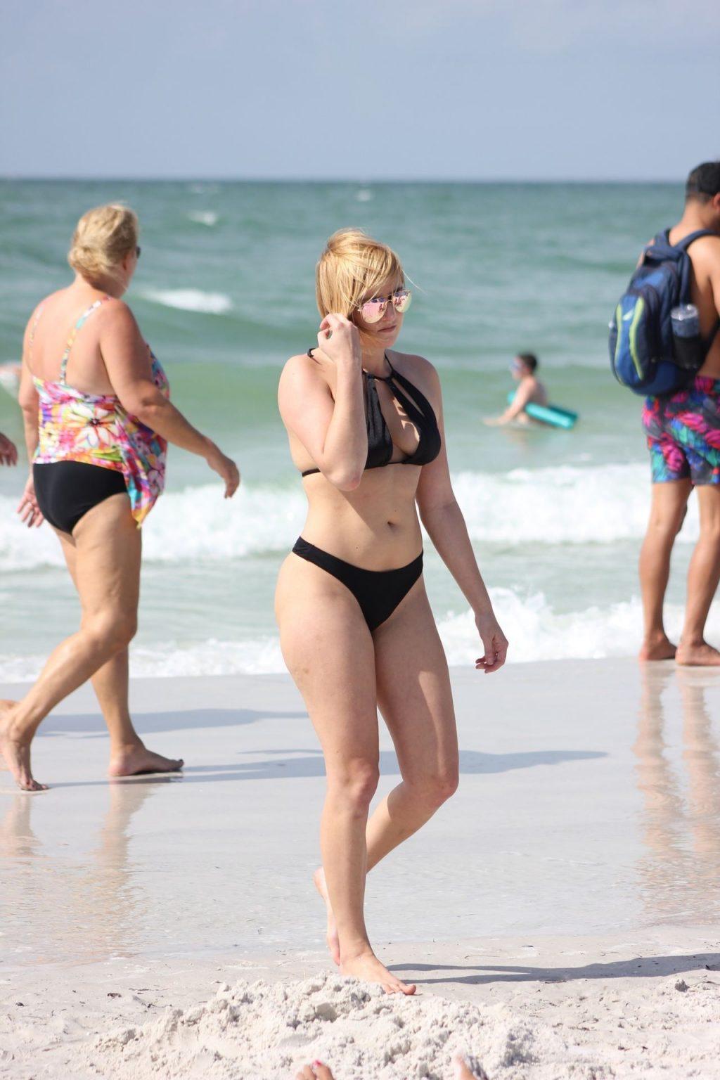 Kate England Bikini
