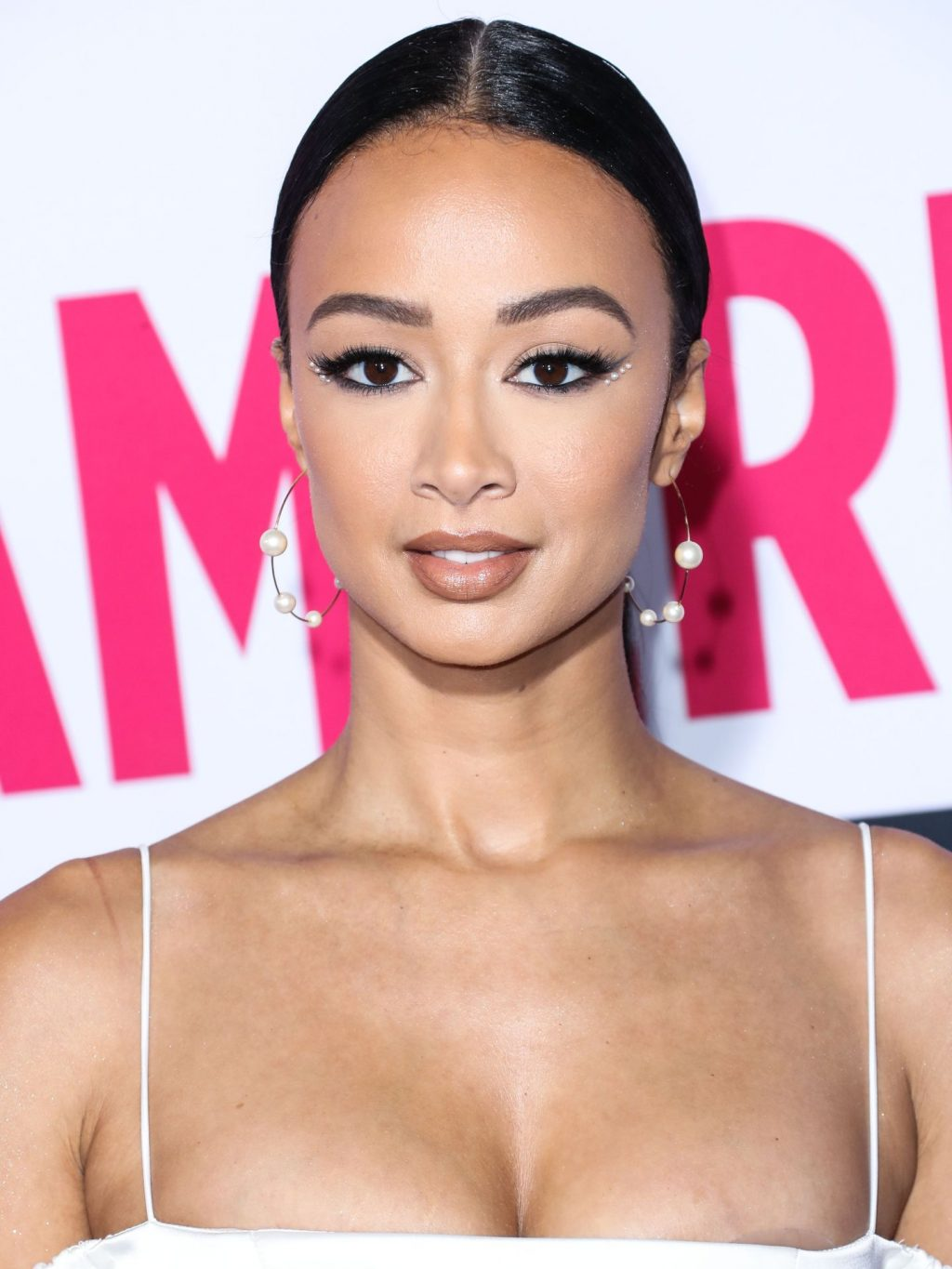 Draya Michele Cleavage