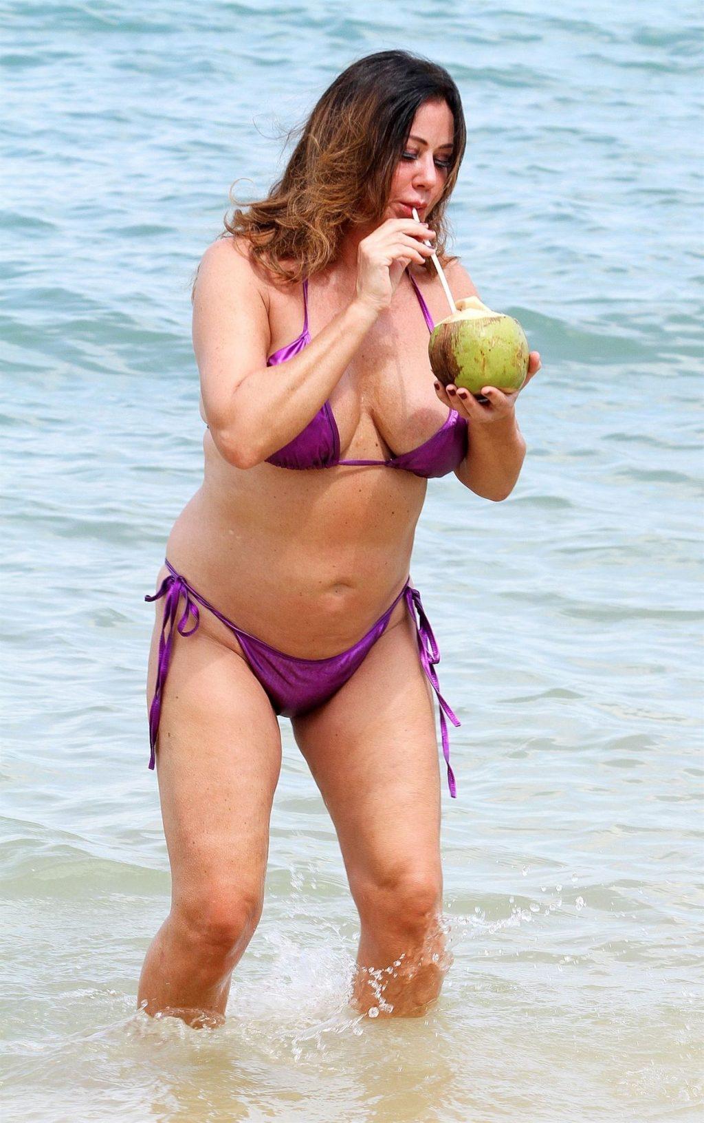 Lisa Appleton Bikini