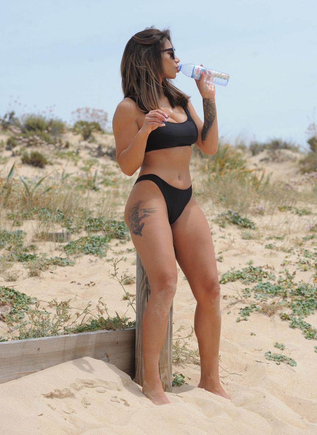 Kayleigh Morris Bikini