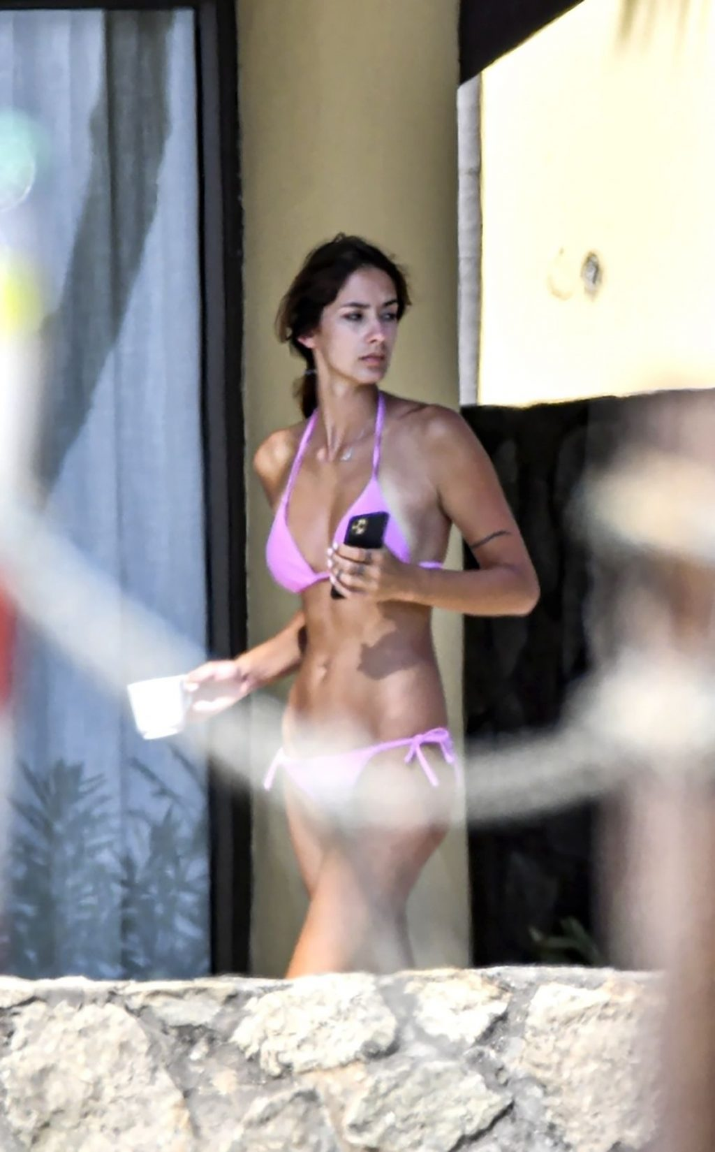 Brenda Patea Bikini