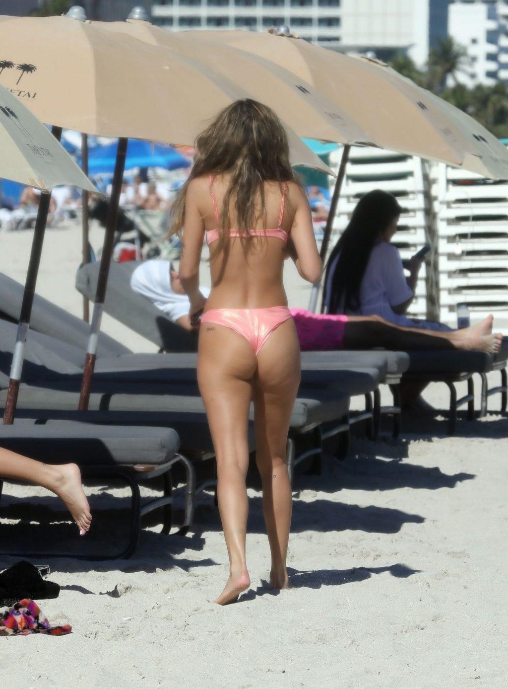 Karrueche Tran & Chantel Jeffries Bikini