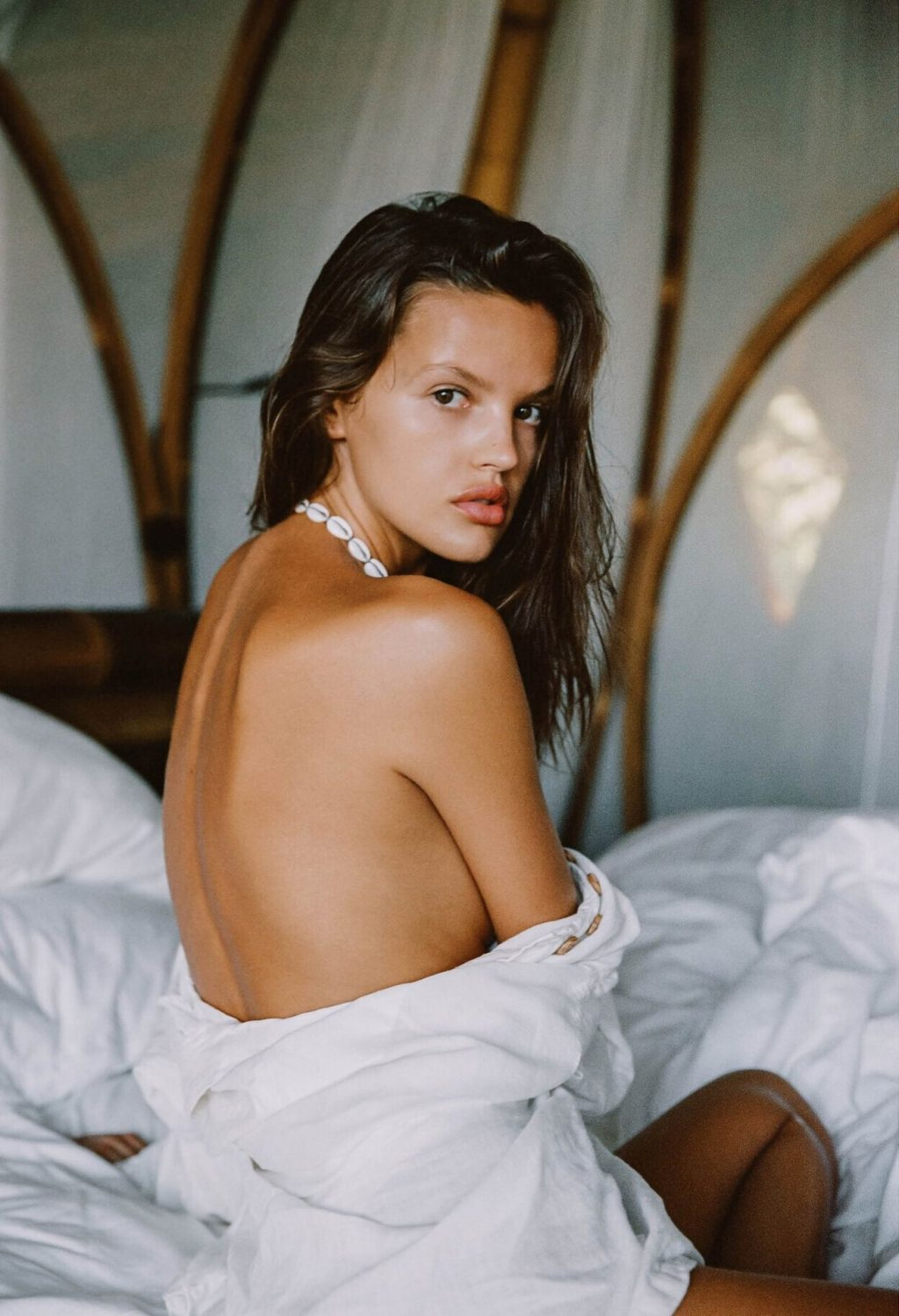 Bianca Mihoc Topless
