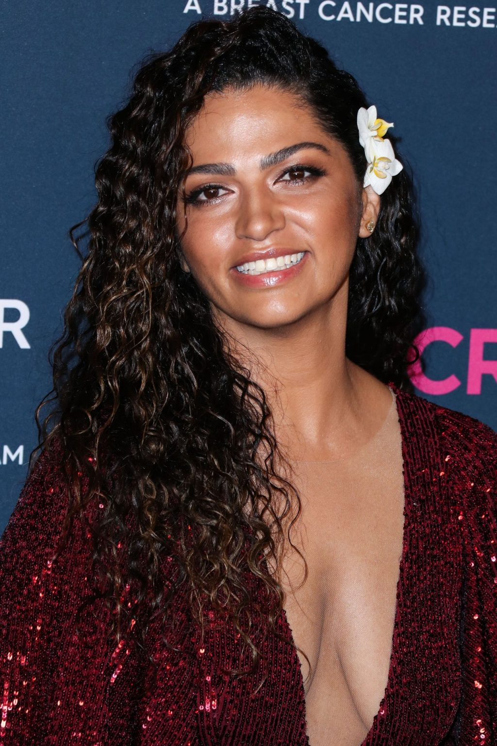 Camila Alves McConaughey Cleavage