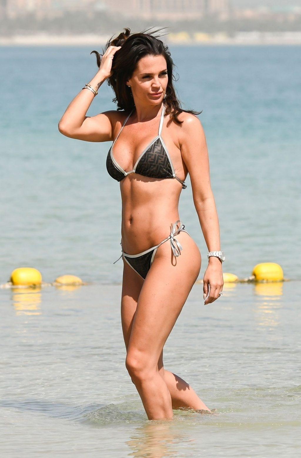 Danielle Lloyd Bikini