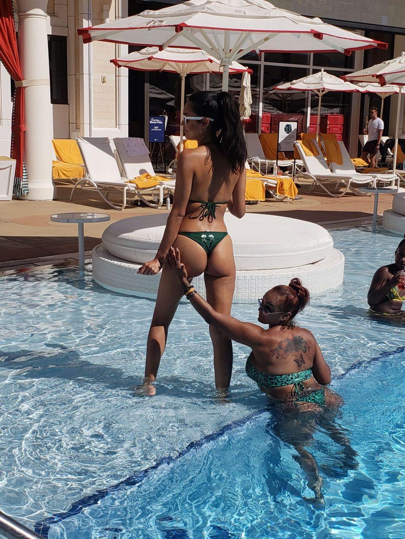 Valeria Luck Bikini