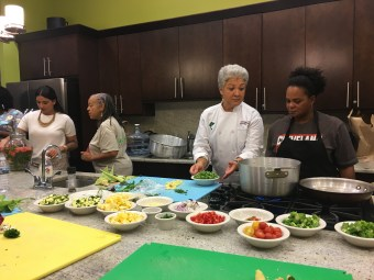 Freshly Rooted Cooking Demo