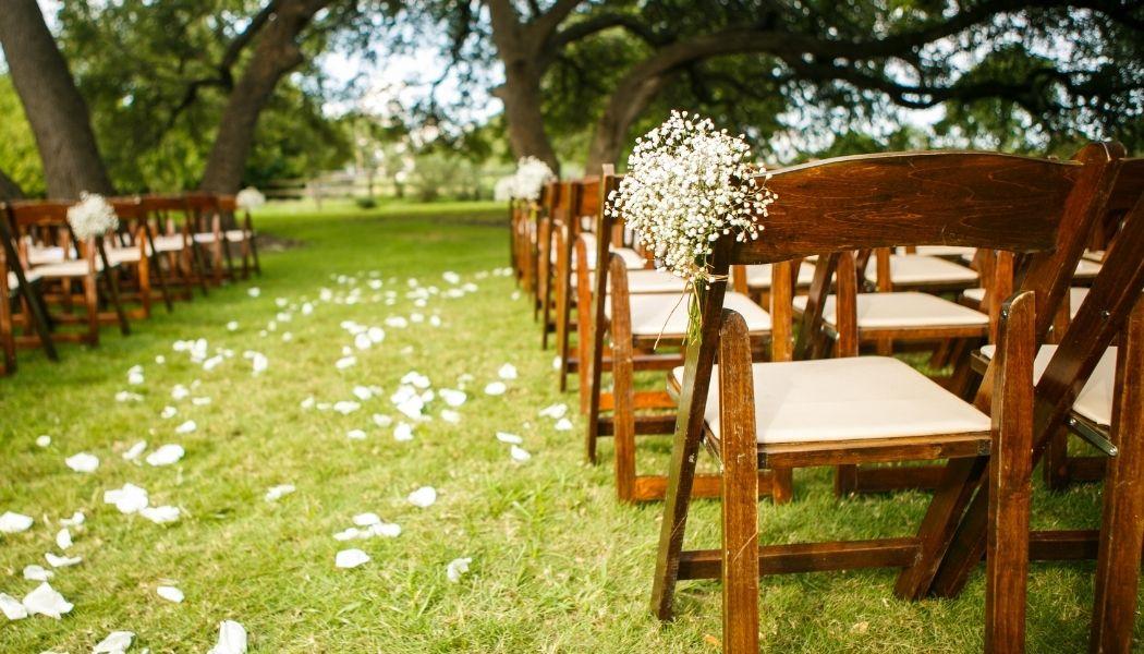 Wedding Ceremonies at The FARM