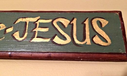 jesus sign 5
