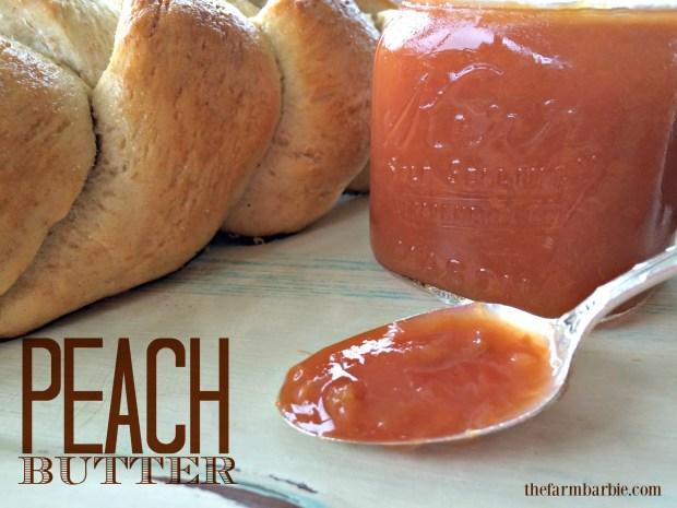 peachbutter feature