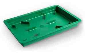 Bottomwater tray