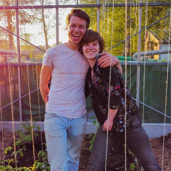 Nicole & Raymond The Farm Dream