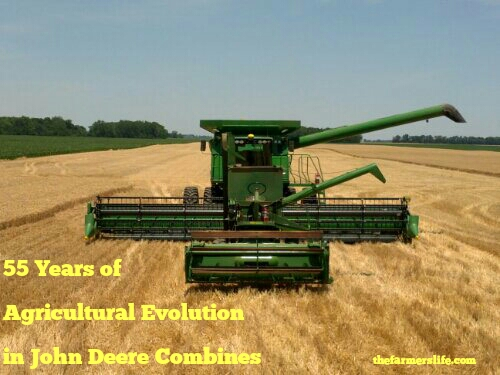 55 Years of Agricultural Evolution - The Farmer's Life