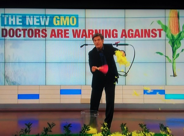 Dr. Oz Ruffles Feathers with Herbicide Drift via thefaremrslife.com