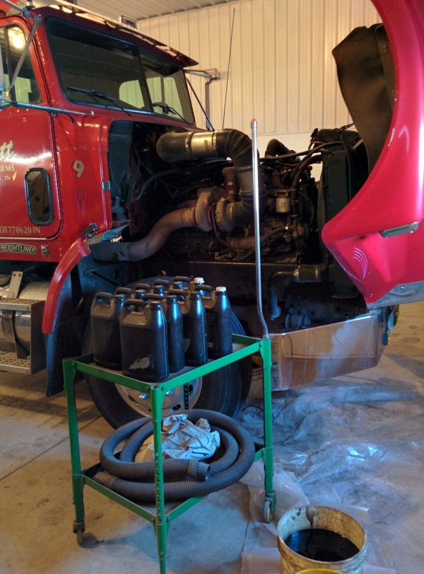 Engine Maintenance via thefarmerslife.com