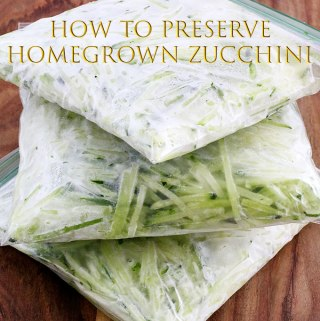 backyard gardening, freezing grated zucchini, great for baking, homegrown tastes best, homegrown zucchini, How to Preserve Homegrown Zucchini, love gardening, organic zucchini, Vegetable Garden