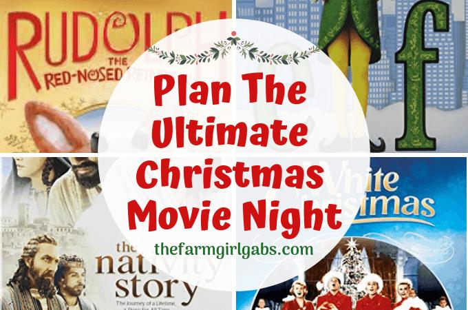 plan an ultimate christmas