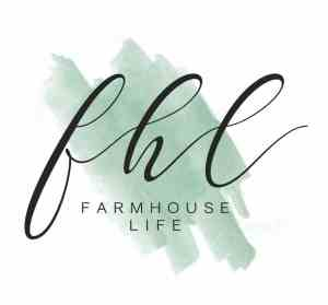 sub2transparent green the farmhouse life logo