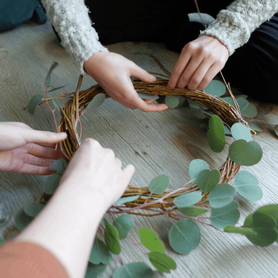 Wreath Making for Every Season