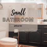 Small Budget Bathroom Renovation