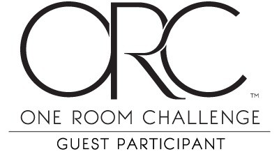One room challenge graphic.