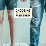 man and woman holding hands with paint brushes