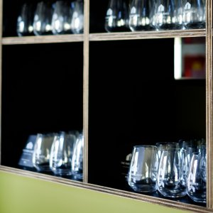 The Farm Shed East Coast Wine Centre offers local wines for sale and by the glass