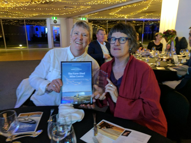We were thrilled and surprised to win the Best New Driver award at the East Coast Tourism Awards