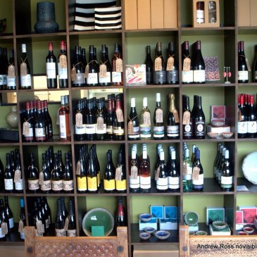 The Farm Shed East Coast Wine Centre stocks wines from all twenty vineyards in Tasmaniia's East Coast wine region