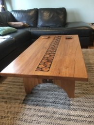 Table handcrafted by Guy Henderson