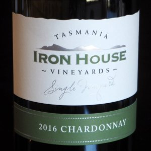 Iron House Vineyards Chardonnay
