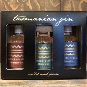 Dasher and Fisher Tasmanian Gin Gift Pack
