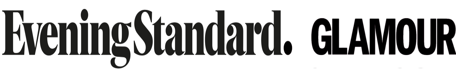evening_Standard_Glamour_Magazine_logo