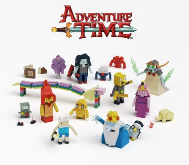 Lego Adventure Times Ideas