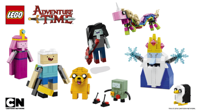 Lego Adventure Time Brick Ideas
