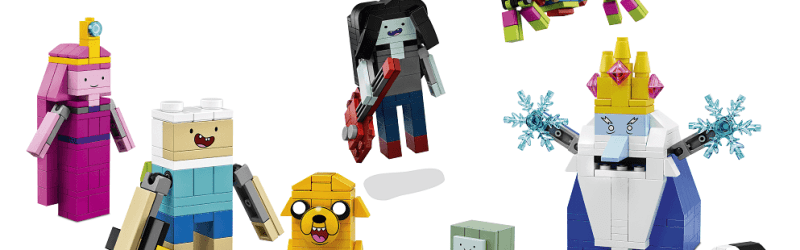 Lego Adventure Time: Ideas vs Dimensions