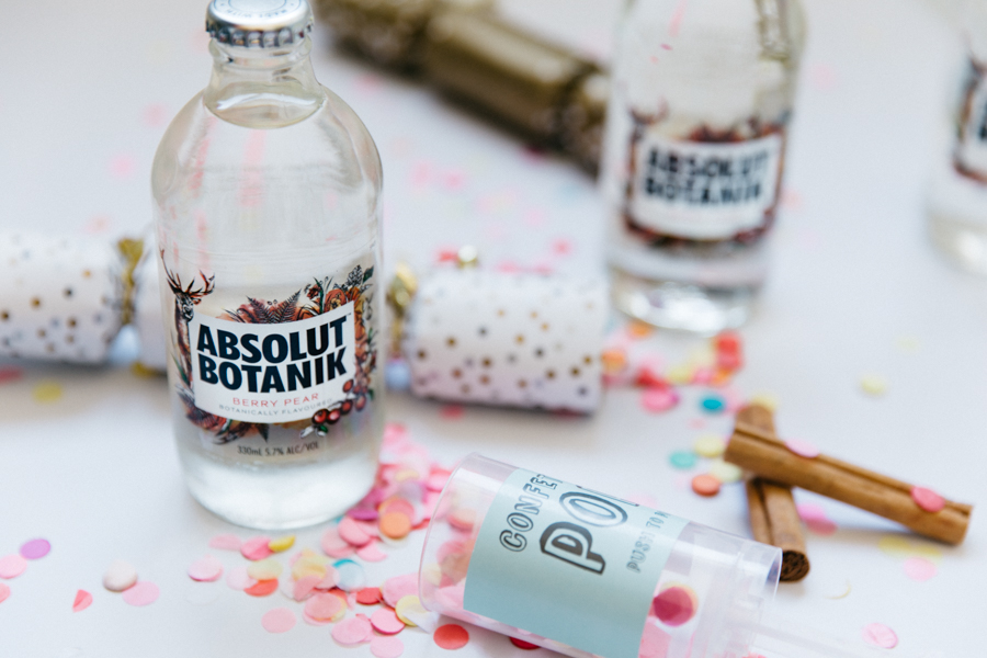 Australian life style blogger. Absolut vodka editorial.