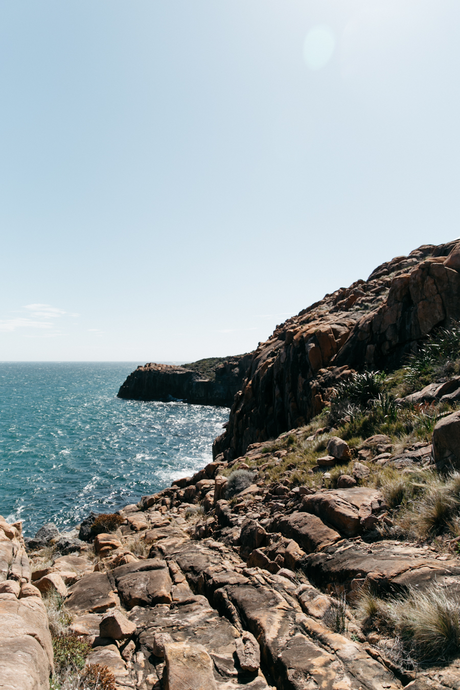 Travelling south-western Australia.