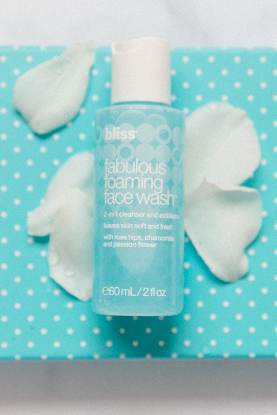 Bliss fabulous farming face wash review.
