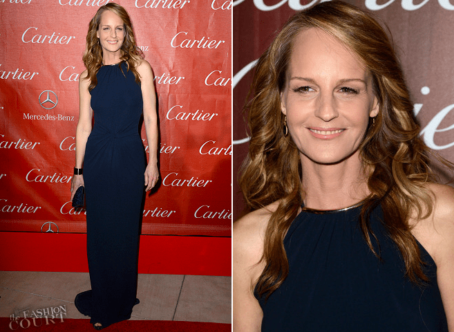 Helen Hunt wearing London Manori