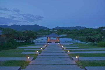 Amanoi Spa Lake Terraces