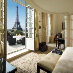 Eiffel Duplex Terrace Suite