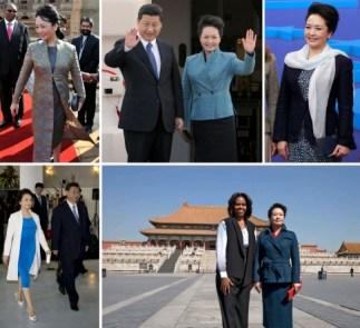 Peng Liyuan's sense of style has made her an international sensation.