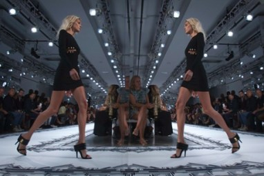 Te Versus Versace spring:summer 2015 collection