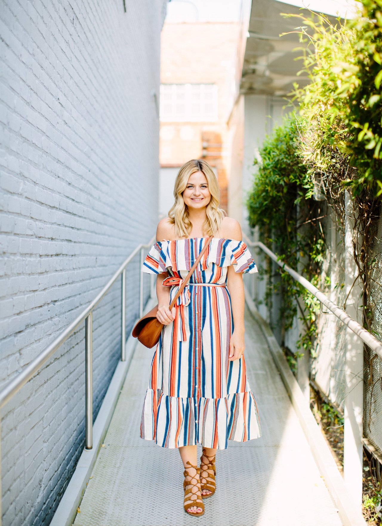Brights and Stripes